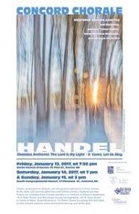 Handel-poster
